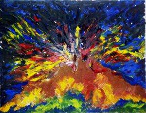 Volcanic Anger
