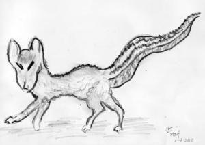 Anjing Ekor Buaya