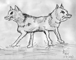 Anjing Kepala 2