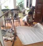 10. Motong kanvas