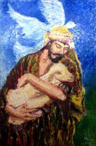 "Sakatik"", Oil on canvas, 100cm X 150cm, Mos Yes, Agt. 2012"
