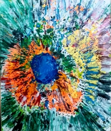 Love SOS 3. Blue Sun